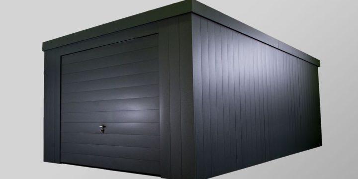 Garaż powlekany PREMIUM